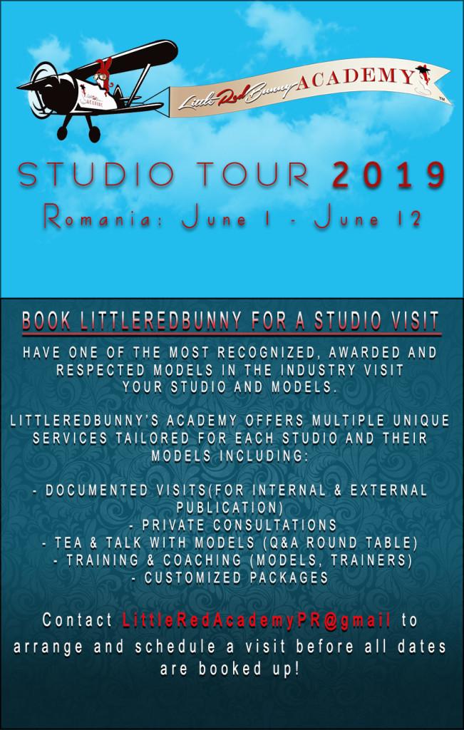 Studio 2019 Tour PAGE Poster 1