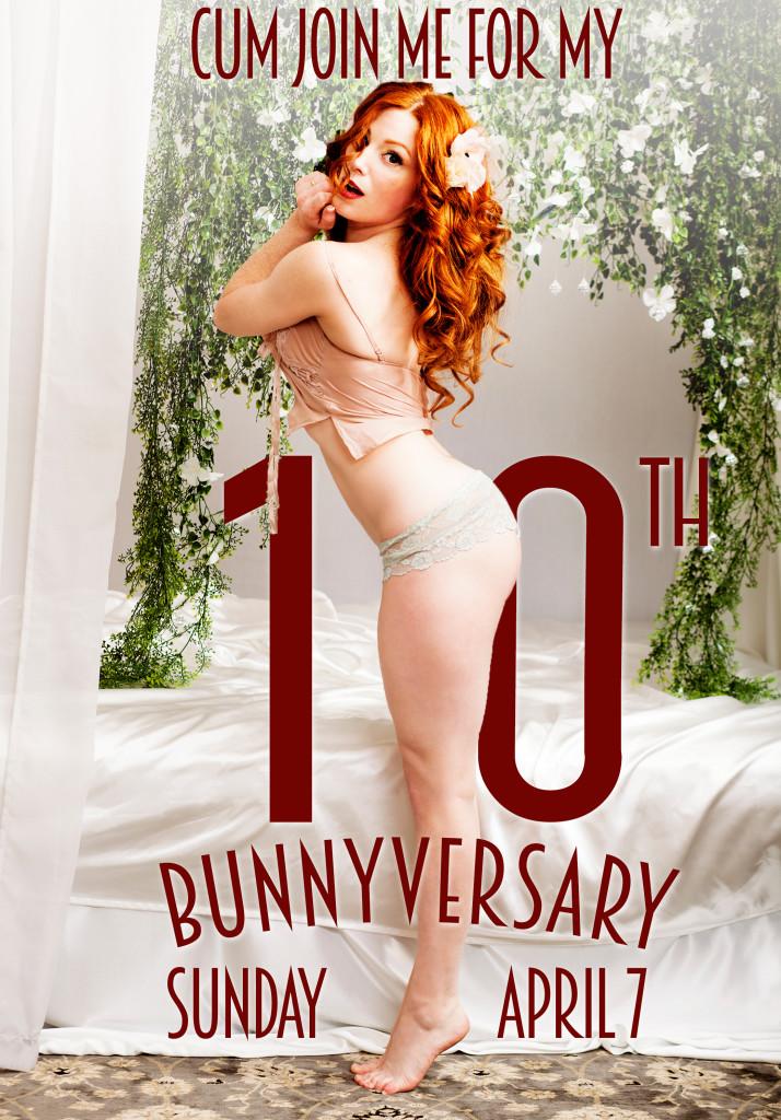10th Bunnyversay Promo 2
