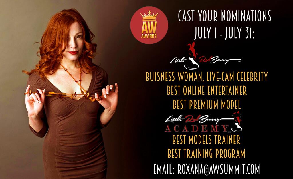 AW Awards 2021 Poster 1